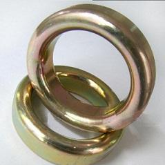 Gesi ya Oval Ring Pamoja