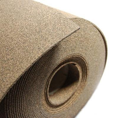 Mpira wa Neoprene Superior Sealing Cork Karatasi ya Mpira