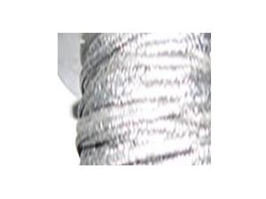 Vitambaa vya Graphite Vifungwa Kwa Wire Mesh