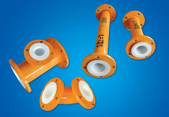 PTFE Steel-plastiki kipengele Bomba